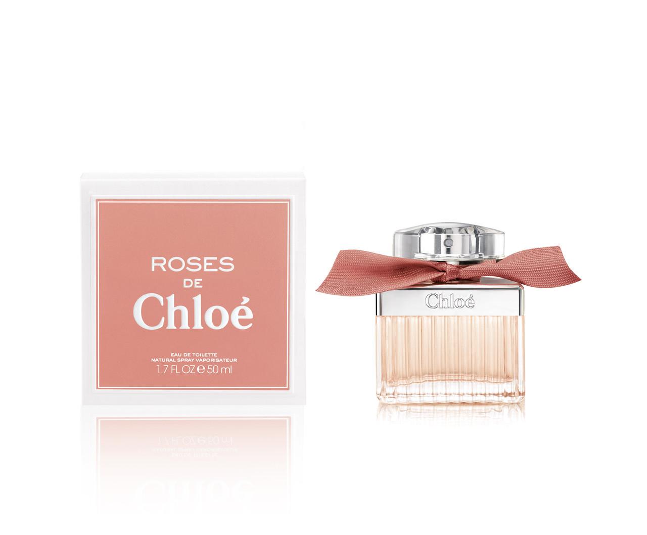 Женский аромат Chloe Roses De Chloe