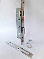 Корпус узкопрофильного замка Fuaro с защелкой 153-25/85 CP (Китай)