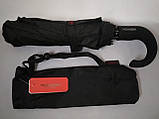 Зонт мужской полуавтомат на 9 спиц Monsoon M8009, фото 4