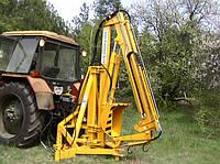 Экскаваторный ковш тракторный гидравлический ЭКТ-012, Диапазон