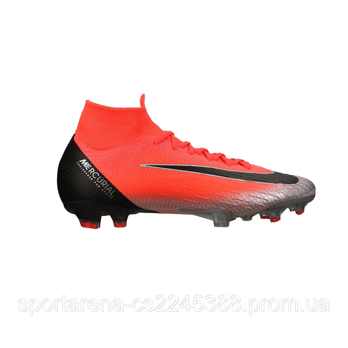 Бутсы Nike Superfly 6 Elite CR7 FG AJ3547-600  продажа ffadb42d25ad1