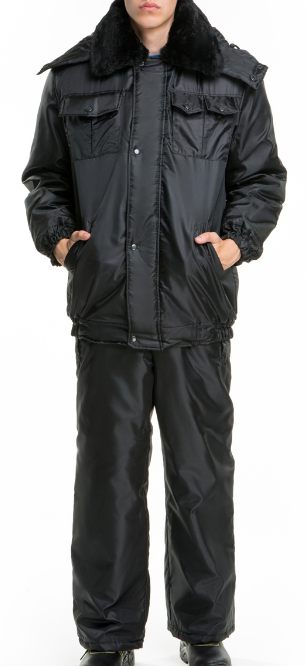 Зимний костюм охранника ВИТЯЗЬ