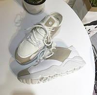 Оригинальные серые женские кроссовки