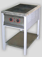 Плита электрическая ПЭ-2Ч без жарочного шкафа