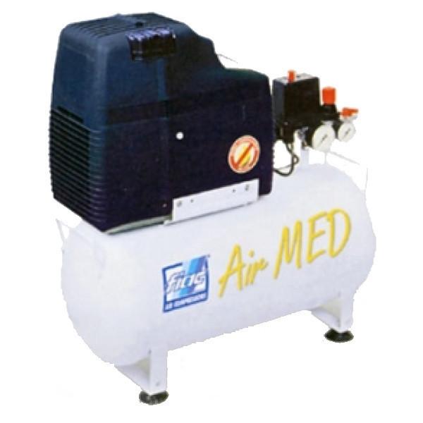 Компресор безмаслянный медичний AIRMED 114-24 FIAC 1121690001 (Італія)