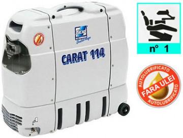 Компресор безмаслянный медичний CARAT 114 FIAC(на 1 установока) 1121690986 (Італія)