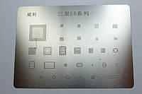 BGA трафарет Samsung S5 G900h, фото 1