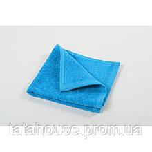 Полотенце Lotus Отель 30*30 - Бирюзовый