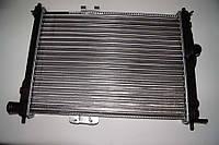 Радиатор охлаждения без кондиционера Ланос grog Корея