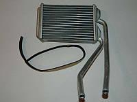 Радиатор печки (алюм) с ушами Nexia нов.обр grog Корея