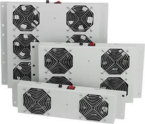 Вент. панель MIRSAN 2 вент., термостат в компл. RAL 7035
