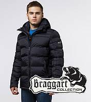 Braggart 'Aggressive' 26055 | Куртка зимняя мужская черная