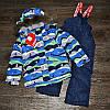Раздельный зимний комбинезон Reime (аналог Reima) для мальчика 104-110р