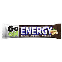 Батончик энергетический карамельный Go On