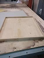 Коробка-кондуктор для литья панелей
