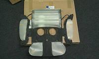 Модуль ортопедических подушек спинки водительского сидения Mercedes (Мерседес) S W221 (оригинал) A2219102275