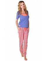 Пижама для беременных и кормящих Мамин Дом Glory арт, 24171