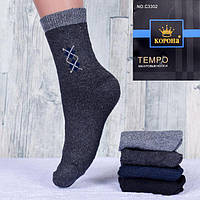 Подростковые махровые носки Корона С3302-1 30-36, фото 1
