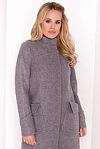 пальто демисезонное женское Modus Эста 5417, фото 3