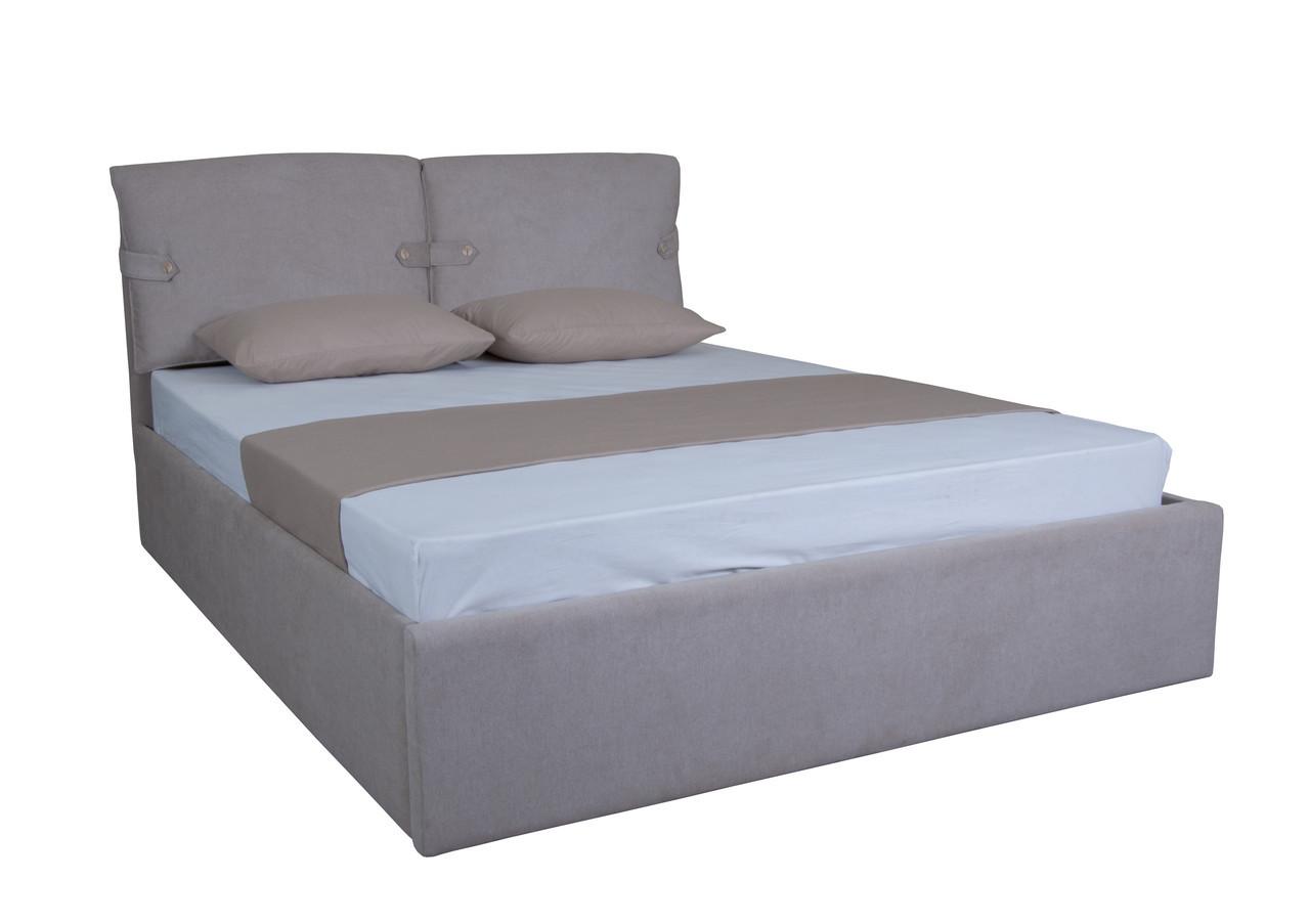 Кровать  Мишель двуспальная с подъемным механизмом 190х120