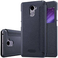 Чехол-книжка Nillkin Leather Case для Xiaomi Redmi 4 Black