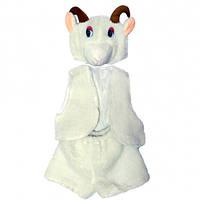 Детский костюм меховой Барашек, Детские карнавальные костюмы