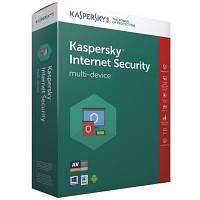 Антивирус Kaspersky Internet Security Multi-Device 3 ПК 2 year Base License (KL1941XCCDS)