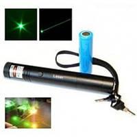 Лазерная указка TYLazer с насадкой 500mW + насадка , лазер