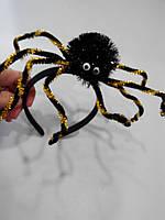 Паук на обруче на Хеллоуин, фото 1