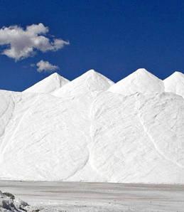 Соль техническая оптом Навалом от 30 т галит
