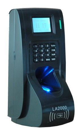 LA2000 — биометрический терминал с сенсором отпечатков пальцев Lumidigm