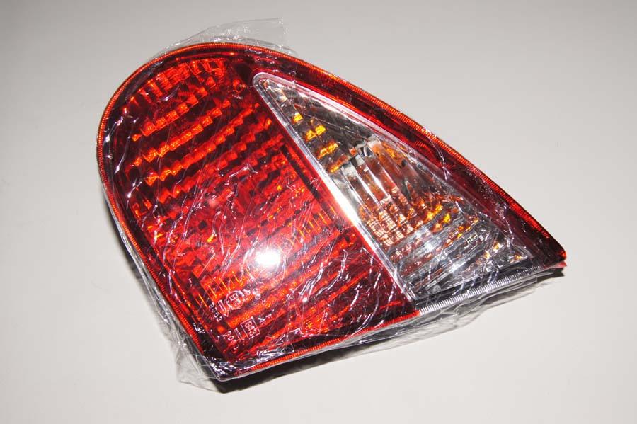 Фонарь задний правый внутренний в крышку багажника Ланос Grog Корея