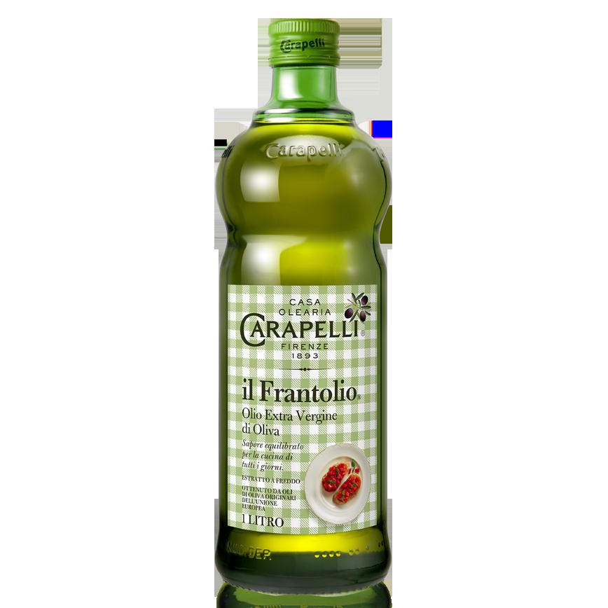 Масло оливковое Carapelli il Frantolio, 1л
