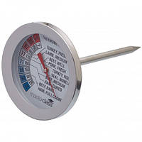 Термометр для мяса Deluxe из нержавеющей стали, Измерительные Приборы, Вимірювальні Прилади, Термометр для м'яса Deluxe з нержавіючої сталі