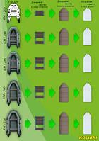 Днищевой настил (слань - коврик) КМ330