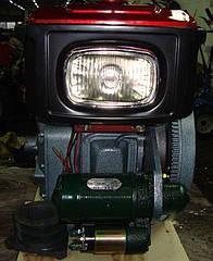 Дизельный двигатель Кентавр ДД180ВЭ (8,0 л.с., дизель, электростартер)