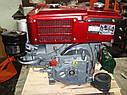 Дизельный двигатель Кентавр ДД180ВЭ (8,0 л.с., дизель, электростартер), фото 3