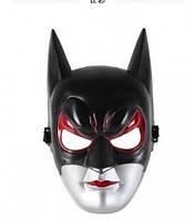 Маска пластик Бетмен, Карнавальные маски