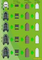 Днищевой настил (слань-книжка) К-290Т