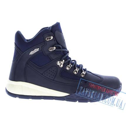 Высокие мужские ботинки Alpine Crown синие, фото 2