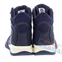 Высокие мужские ботинки Alpine Crown синие, фото 3