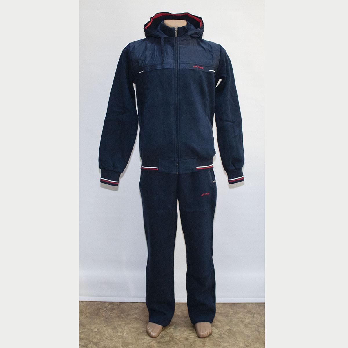 d0fd8ceb5ea6 Теплый мужской спортивный костюм трехнитка т.м. Fore 5289 оптом и в  розницу, ...
