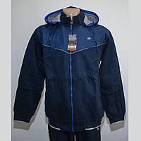 Теплый мужской спортивный костюм с капюшоном пр-во Турция Piyera 5039