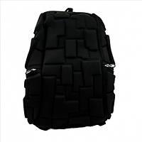 Рюкзак большой Square черный, Рюкзаки