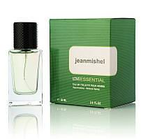 Мужской мини-парфюм Jeanmishel Love Essential (60 мл ) Квадратные (Зелёные) № 56