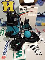 Дренажный насос Rona TP 400 с поплавковым выключателем
