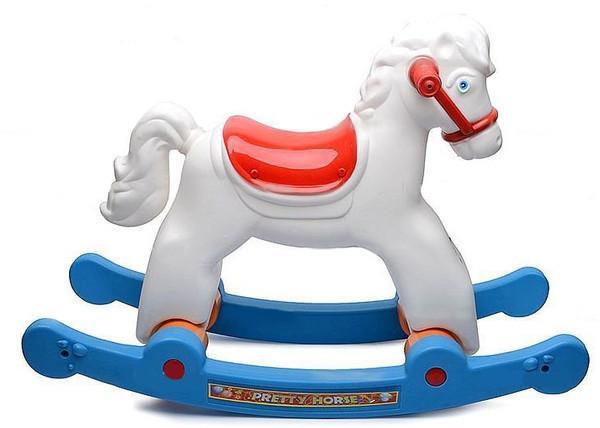 Детская Лошадка качалка Орион 146