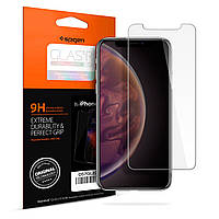 Защитное стекло Spigen для iPhone XS/X GLAS.tR SLIM HD (057GL22586)