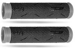 Ручки руля ATV / JETSKI PG 808 BK = 0808 GONT GREY/BLACK