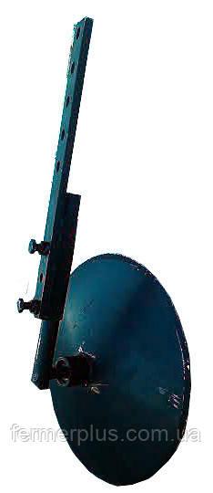 Диск окучника со стойкой Кентавр D380
